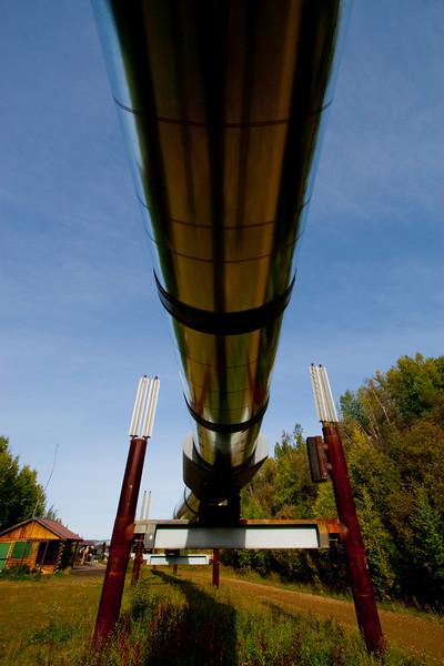Trans Alaska Pipeline | Fairbanks