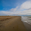 The Beach overlooking the Norton Sound | Nome