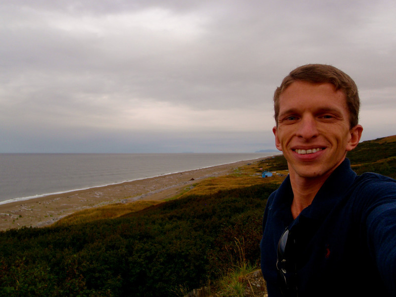 Overlooking the Norton Sound | Nome