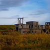 Old Gold Dredge on Council Road | Nome