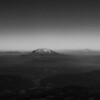 Mt Rainier, Mt St. Helens, and Mt Adams