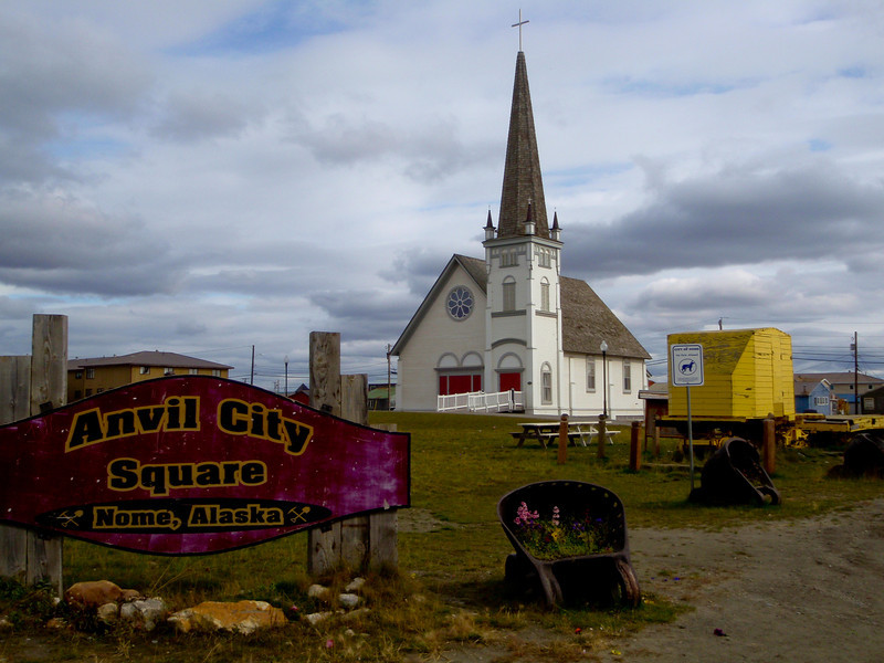 Town Square   Nome