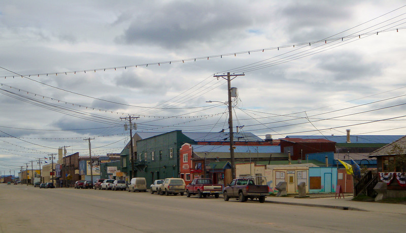 Front Street | Nome