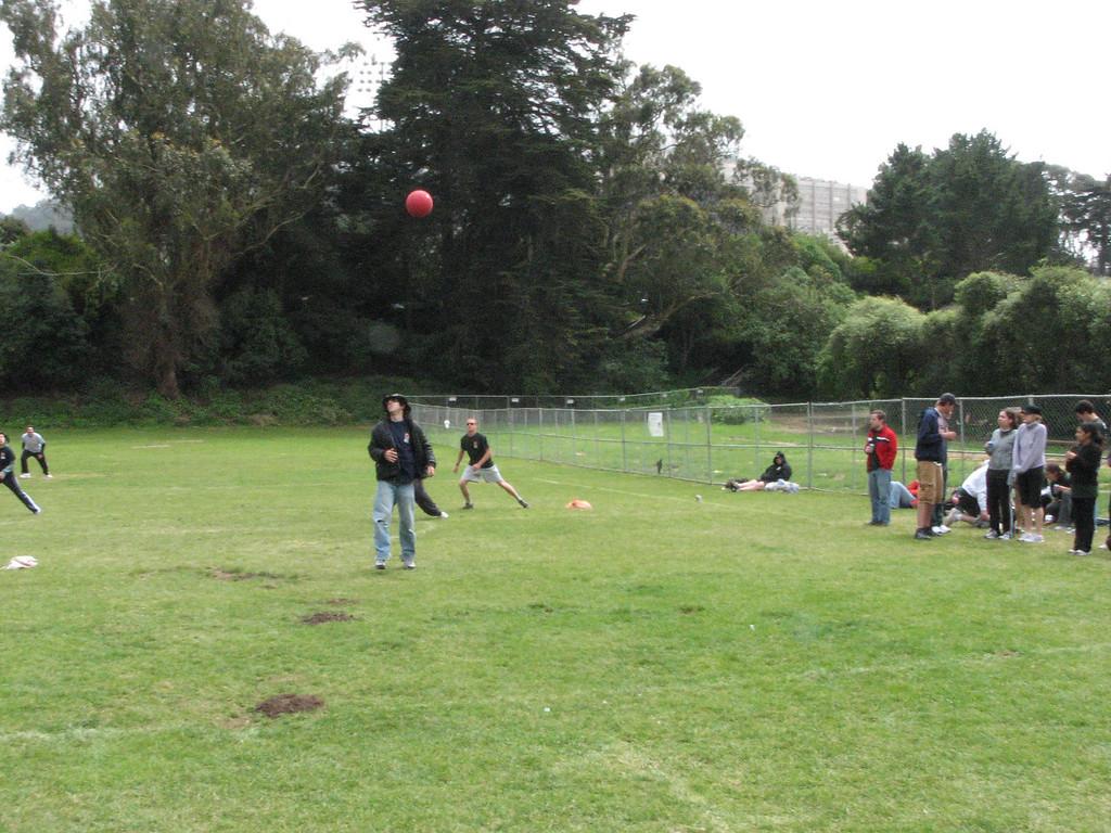 Kickball!