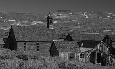 Ghost Mining Town - Bodie, CA