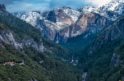 Gateway to Yosemite Valley