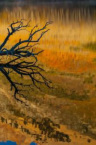 North Lake Reflections