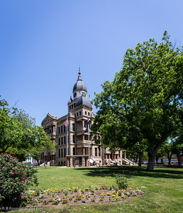 Denton, Texas, April, 2012
