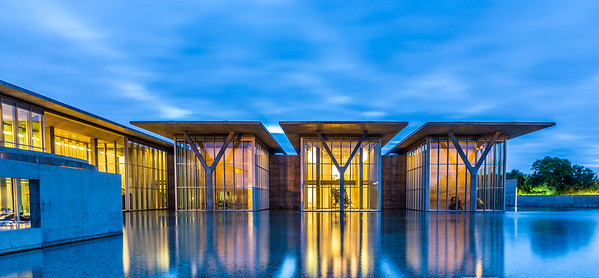 FW Modern Art Museum, Fort Worth, TX, 2016