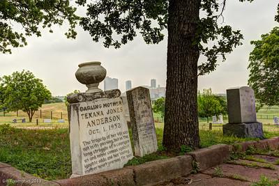 Oakwoods Cemetery, TX, 2013