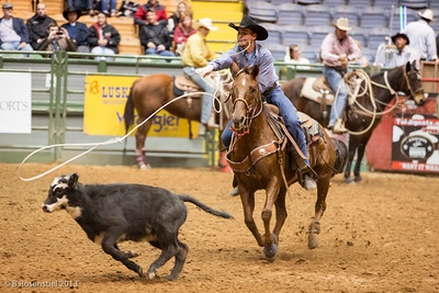 Championship Rodeo, Stockyards, Fort Worth, Texas, 2013