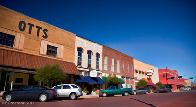 Gainesville, Texas, November, 2011