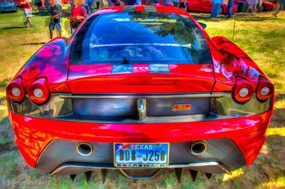 Italian Car Fest, Grapevine, TX, 2012