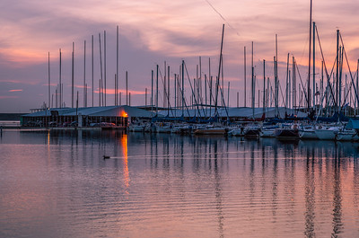 Marina Sunrise, Grapevine, TX, 2014