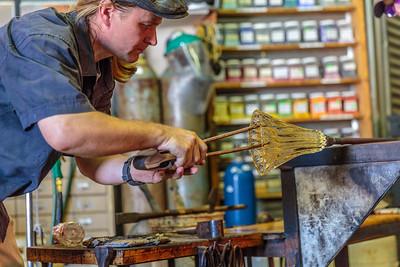 Vetro Art Glass, Grapevine, Texas, 2015