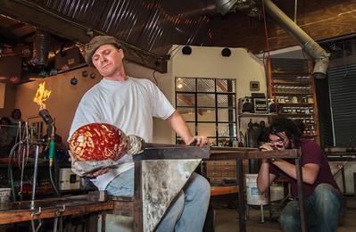 Vetro Art Glass, Grapevine, TX
