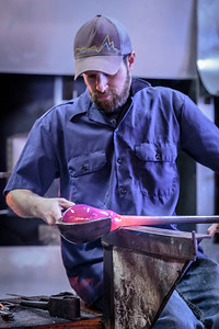 Vetro Art Glass, Grapevine, TX, 2016