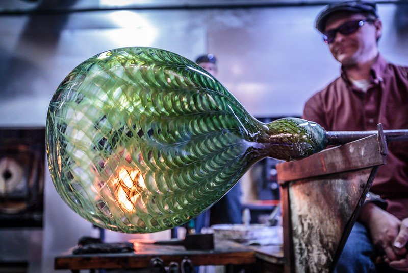 Vetro Art Glass, Grapevine, TX, 2016