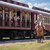 Train Robbery, Grapevine, Texas, 2015