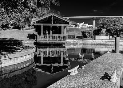 Mandalay Canal, Las Colinas, TX, 2016