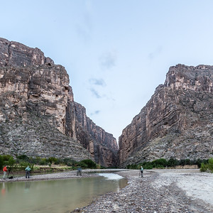 Big Bend National Park, Texas, 2016