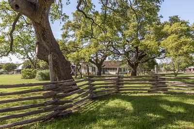 LBJ Home, Johnson City, Texas, 2016