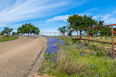 Willow City Loop, Hill Country, Texas, 2016