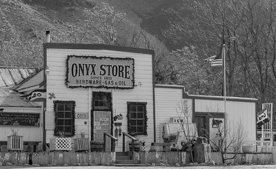 General Store - Onyx, CA - Open!
