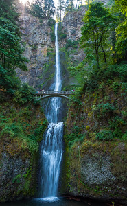 Multnomah Falls - Columbia River Gorge - Oregon