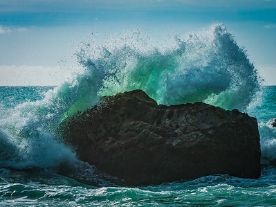 Big Sur Wave