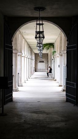 Lightner Museum Hallway- St. Augustine, FL