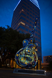 Austin. Live Music Capitol of the US.