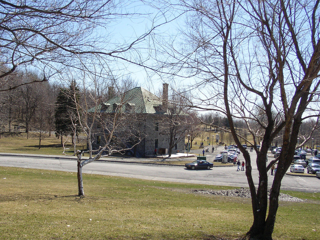Parc du Mont-Royal.