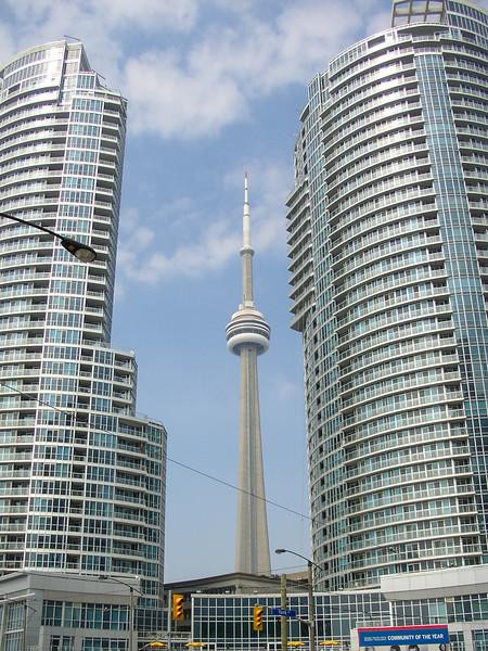 Toronto's CN Tower.
