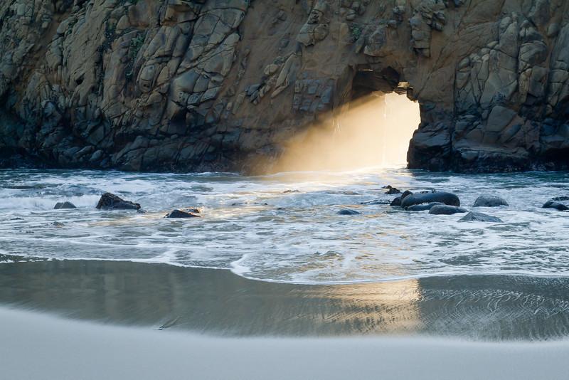 Pfeiffer Beach,