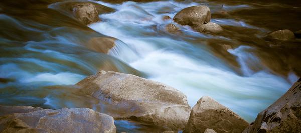 Merced River, Yosemite, California