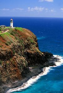 The Kiluea Lighthouse