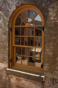 Window on the Courtyard