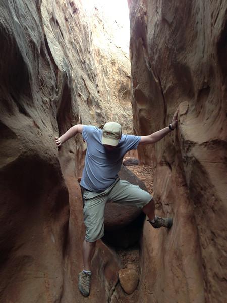 Sheets Gultch Canyon