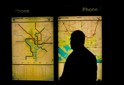 A Map of Washington's Metro System