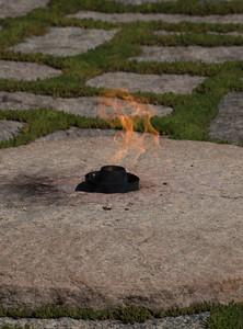 President Kennedy's Grave