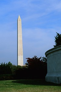 Washington Monument from the Jefferson Memorial
