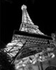 Eiffel Tower at Paris Casino at Night. This shot placed second at the Texas State Fair in B&W architecture pictures.