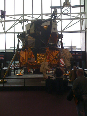 Washington DC - Air & Space Museum