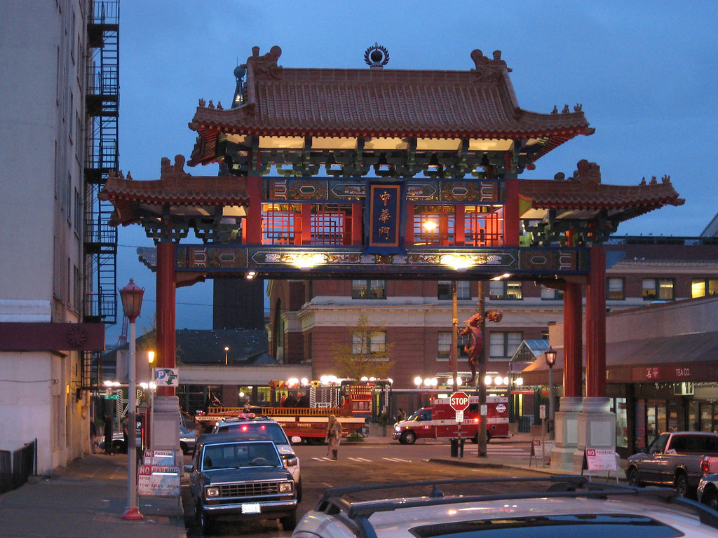 Seattle Chinatown