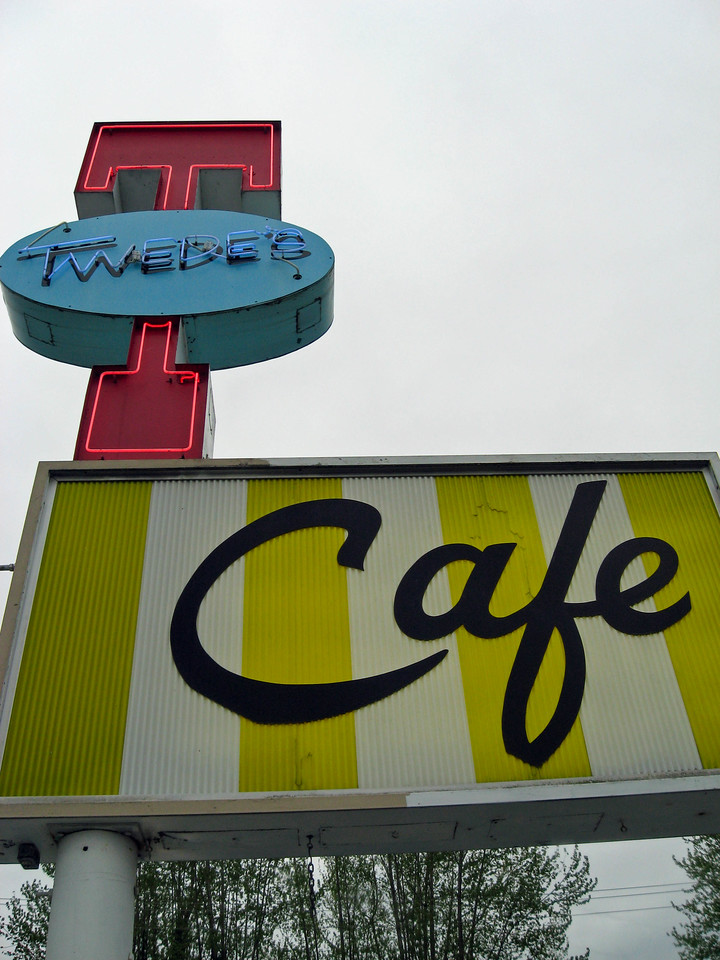 Twede's Cafe in North Bend, WA