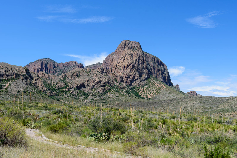 Chisos Mountains, Big Bend National Park