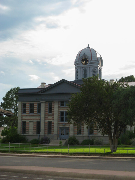 Downtown Fort Davis