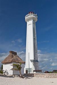 Mahahual, Mexico The Mahahual Lighthouse.