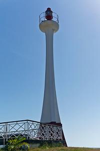 Belize City, Belize The Baron Bliss Lighthouse in Belize City.